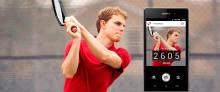 Gioco, set, partita! Perfeziona la tua tecnica di gioco con il sensore  Smart Tennis di Sony