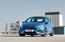 Nächste Generation Ford Fiesta ST steht in Genf im Mittelpunkt der Ford Performance-Familie