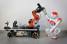 De har lärt robotar att samarbeta