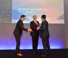 Go Virtual får utmärkelse i Tyskland