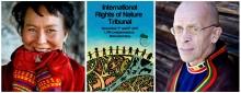 Svenska samer banar väg för naturens rättigheter i Europa. Åsa Simma och Stefan Mikaelsson på plats under Bonn-tribunalen. Stöd initiativet!