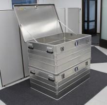 Secolo-kuljetuslaatikko tarjoaa ratkaisun arvokkaan materiaalin kuljetukseen ja säilytykseen