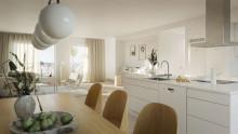 Sex anledningar för barnfamiljen att flytta till Aromalund