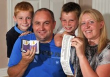 Introducing the UK's savviest family