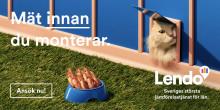 Lendos nya reklam ska få fler att jämföra innan man lånar.