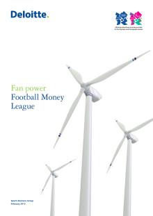 Football Money League 2012