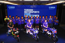 2018 Yamaha Motorsports Media Conference Held   — New value and Kando powering us to our next win and ever-greater challenges —