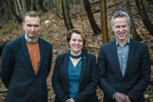 Miljonanslag till Wallenberg Wood Science Center