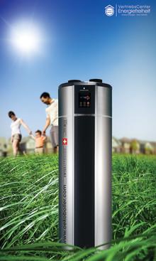 Warmwasser wärmepumpe test