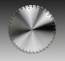 Ny diamantklinge med længere levetid til hård beton