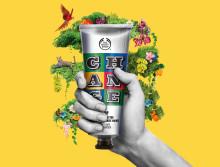 The Body Shop i designsamarbete med gatukonstnär