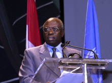 Jacques Diouf vald till hedersledamot av KSLA