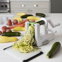 Mer grönt med Spiralizer grönsakssvarv