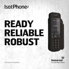 Inmarsat IsatPhone 2 broschyr