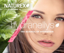 Press Release – Naturex showcases new skin hydration and oral health ingredients at In-Cosmetics Global 2018