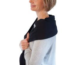 Svensk innovation: Värmesjal med knytband för nacke, rygg eller mage