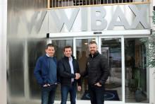 """Wibax utbyggnad blir  en """"familjeaffär"""""""