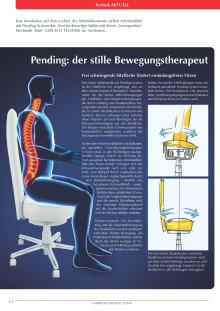 Pending: der stille Bewegungstherapeut