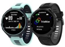 Forerunner® 735XT GPS-løbe- og multisportsur