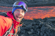 Fredrik Schenholm - Cykloner och vulkaner