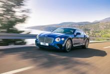 Nya Bentley Continental GT - Definitionen av lyxig Grand Touring