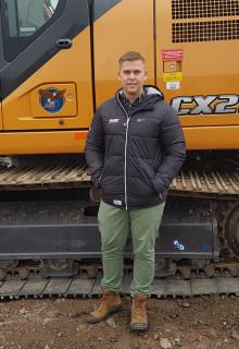 Andresén säljer tyngre på het göteborgsmarknad