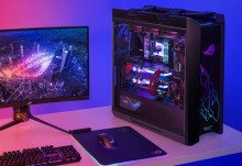 Nordic Launch for ROG Strix Helios Gaming Chassis
