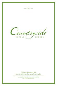 Countryside Hotels katalog 2013 är här!