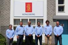 Kongsberg Maritime: New Kongsberg Maritime South African Facility Opens