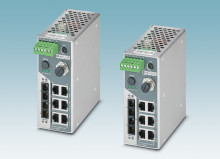 Narrow switches for large distances