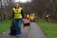 Moray Council backs national Spring Clean
