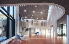 European Healthcare Design Award to Vejle Psychiatric Hospital