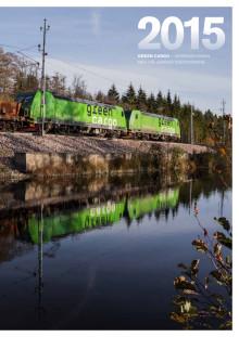 Green Cargo Års- och hållbarhetsredovisning 2015