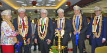 W&H and Planmeca set for further expansion in India: Official opening of joint branch office in Bangalore