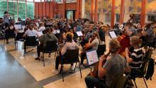 Premiär för Gävleborgs ungdomssymfoniorkester!