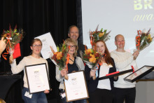 Vinnarna i Clean Bright Awards 2019 presenteras