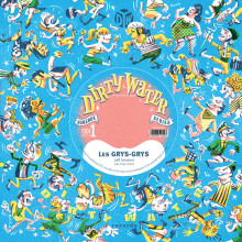 Dirty Water Records - New single release: Les Grys-Grys