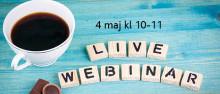 Webinar med fokus på e-handel för B2B