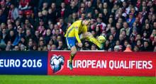 Var fjärde tror inte att Sverige tar sig till slutspel i fotbolls EM