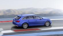 Nya Audi S4 Avant premiärvisas i Geneve