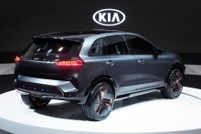 ​Kia Motors presenterer visjon for fremtidig mobilitet på CES 2018.