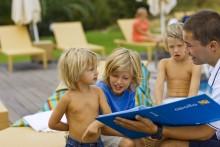 Ferie i børnehøjde