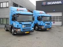 To nye Scania P 410'ere til Viggo Petersens Eftf. i Taastrup