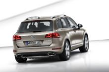 Världspremiär: Nya Touareg – Volkswagens mest innovativa bil