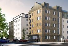 Wästbygg får två markanvisningar på totalt 180 lägenheter i Skåne