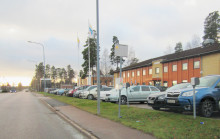 Cykelväg byggs vid Tunbytorpsgatan