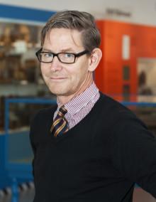 Peter Skogh är Tekniska museets nye direktör