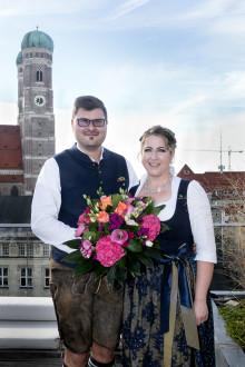 Auftritte der Narrhalla-Prinzengarde bei der Stadtsparkasse München