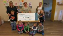 """Lindorff unterstützt Projekt """"Kinderwerkstatt"""" der ev. Kita Essenberg-Hochheide"""