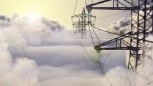 Prisen på strøm synker og stiger – samtidig